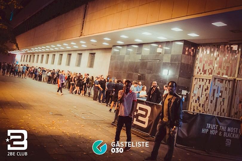 Partyfoto #19 2BE Berlin vom 09.09.2016