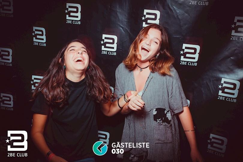 Partyfoto #3 2BE Berlin vom 09.09.2016
