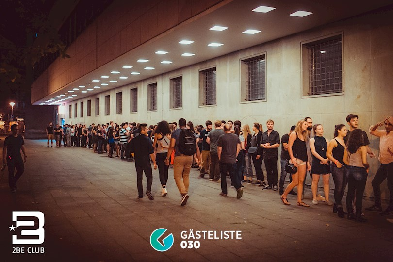 Partyfoto #64 2BE Berlin vom 09.09.2016