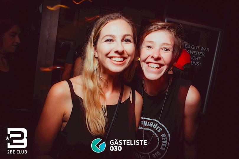 Partyfoto #105 2BE Berlin vom 09.09.2016