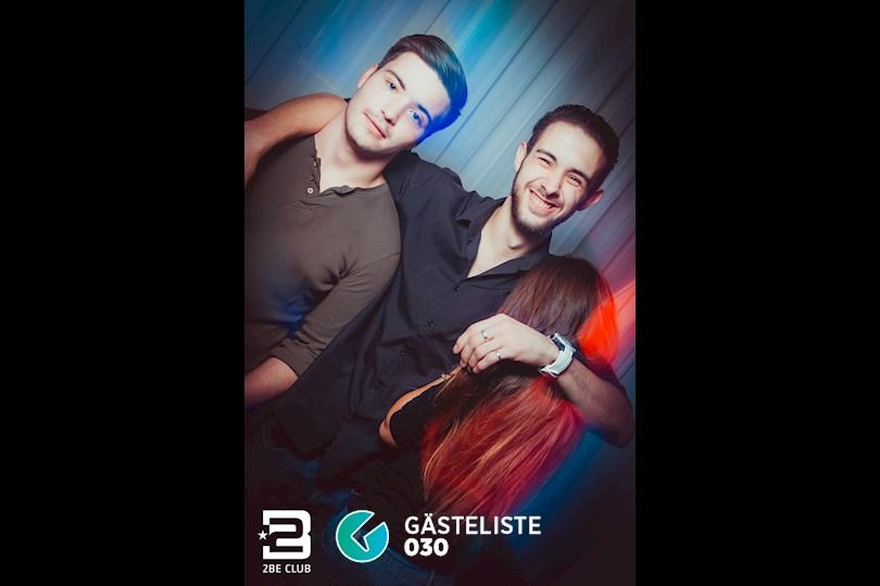 Partyfoto #107 2BE Berlin vom 09.09.2016