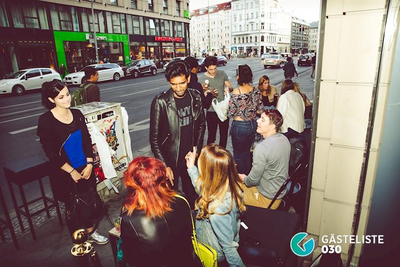 Partyfoto #43 Sharlie Cheen Bar Berlin vom 24.09.2016