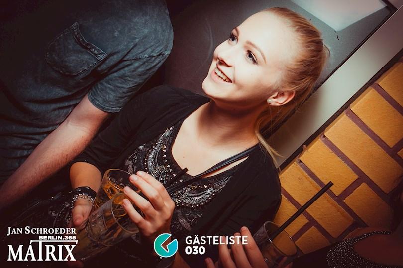 Partyfoto #115 Matrix Berlin vom 01.09.2016