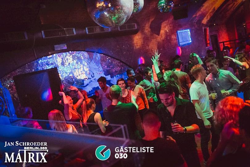 Partyfoto #128 Matrix Berlin vom 01.09.2016