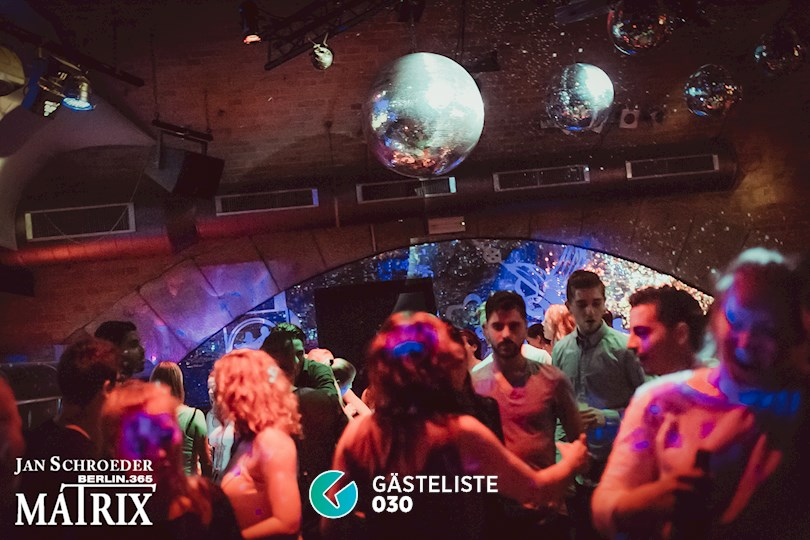 Partyfoto #168 Matrix Berlin vom 01.09.2016
