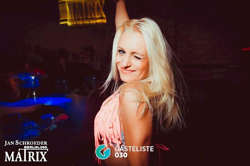 Partyfoto #153 Matrix Berlin vom 01.09.2016