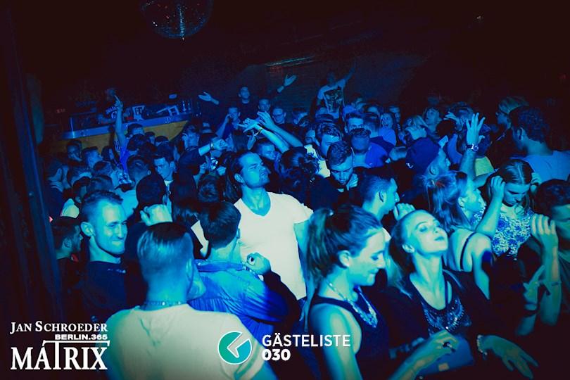 Partyfoto #68 Matrix Berlin vom 01.09.2016