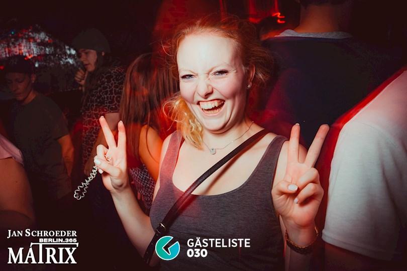 Partyfoto #70 Matrix Berlin vom 01.09.2016