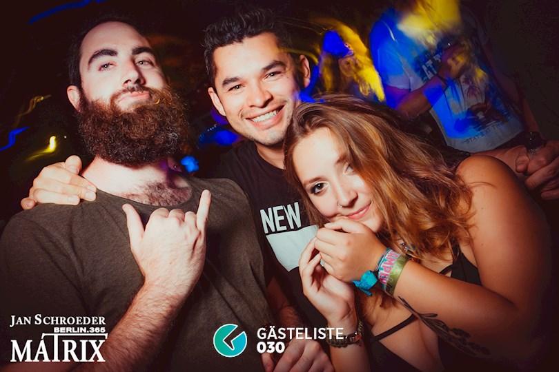 Partyfoto #171 Matrix Berlin vom 01.09.2016