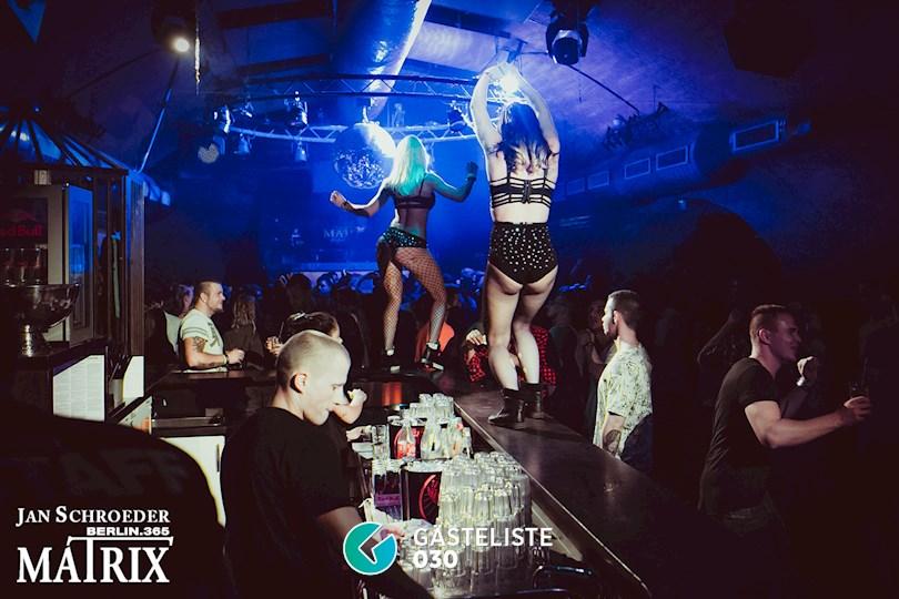 Partyfoto #120 Matrix Berlin vom 01.09.2016