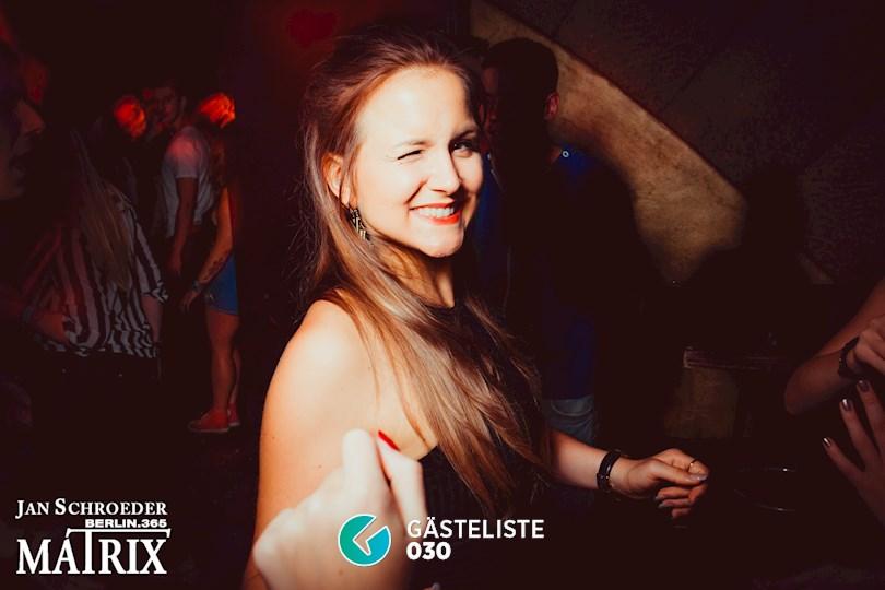 Partyfoto #112 Matrix Berlin vom 01.09.2016