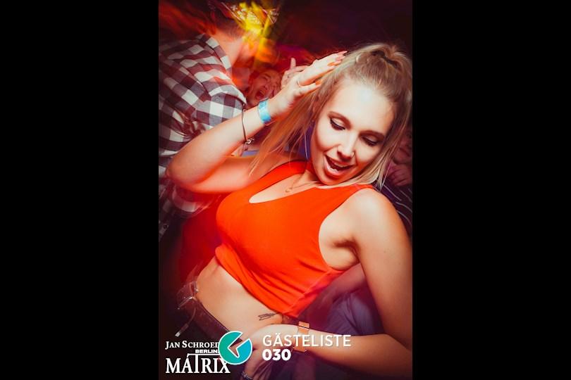 Partyfoto #147 Matrix Berlin vom 01.09.2016