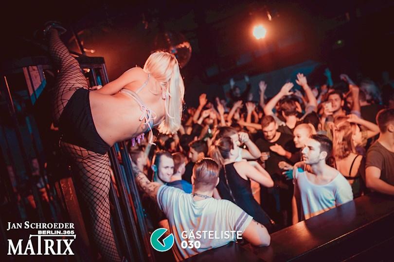 Partyfoto #39 Matrix Berlin vom 01.09.2016