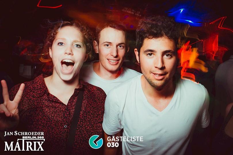 Partyfoto #152 Matrix Berlin vom 01.09.2016