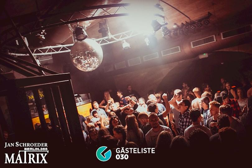 Partyfoto #69 Matrix Berlin vom 01.09.2016