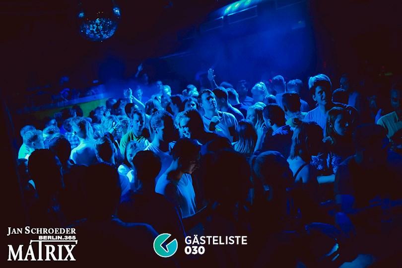 Partyfoto #106 Matrix Berlin vom 01.09.2016