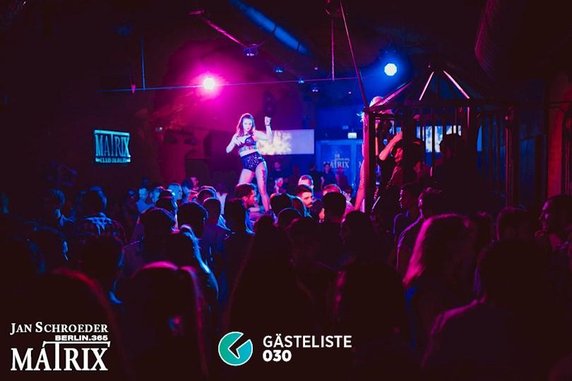 Partyfoto #58 Matrix Berlin vom 01.09.2016