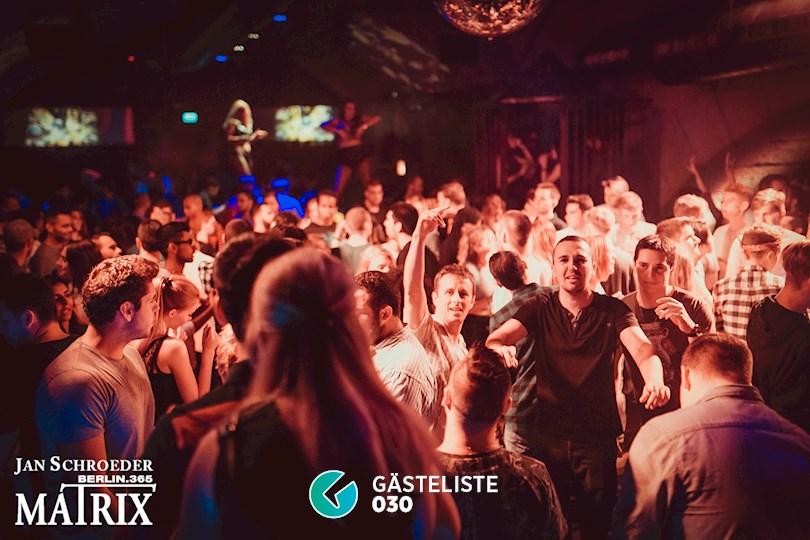 Partyfoto #92 Matrix Berlin vom 01.09.2016