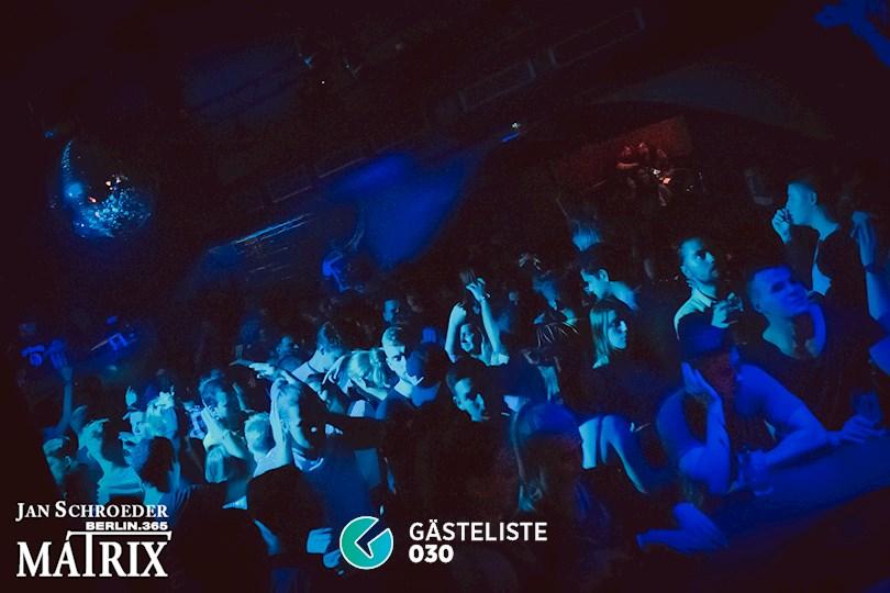 Partyfoto #84 Matrix Berlin vom 01.09.2016