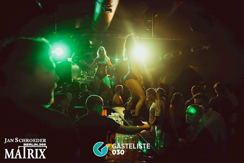 Partyfoto #43 Matrix Berlin vom 01.09.2016