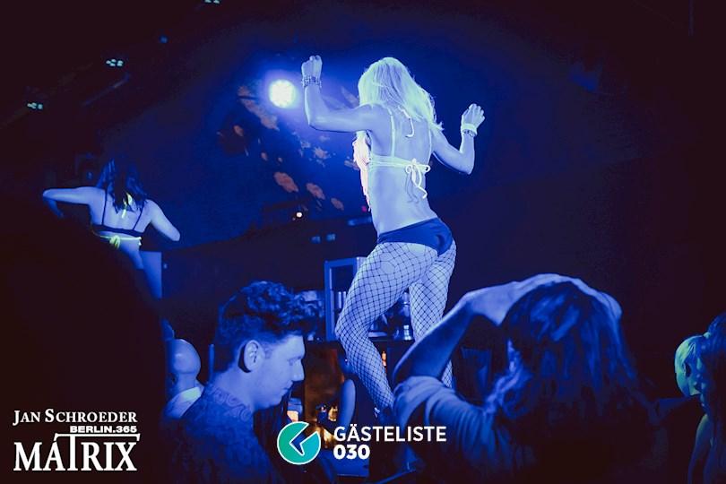 Partyfoto #131 Matrix Berlin vom 01.09.2016