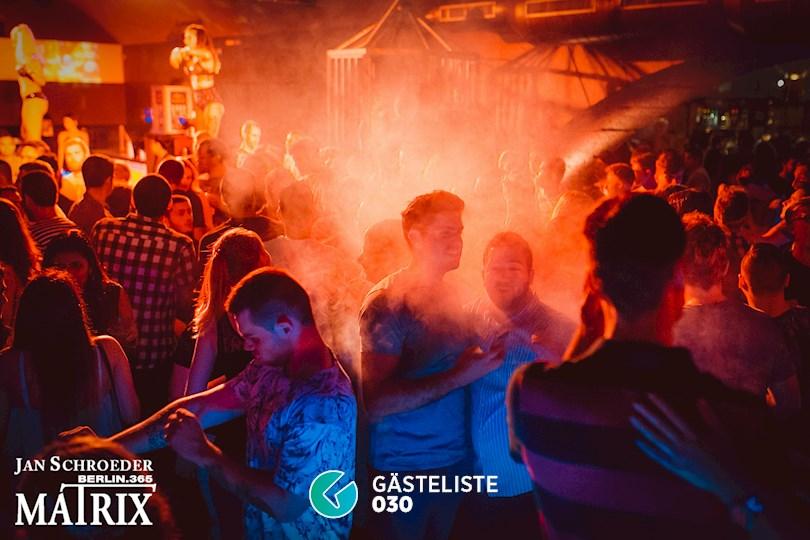 Partyfoto #28 Matrix Berlin vom 01.09.2016