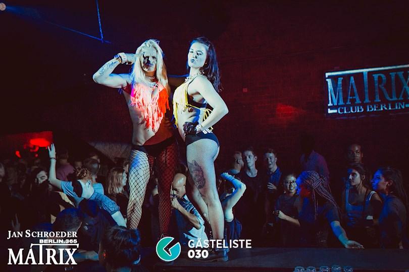 Partyfoto #164 Matrix Berlin vom 01.09.2016