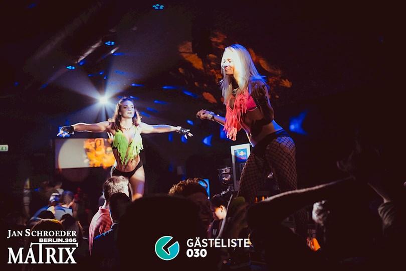 Partyfoto #165 Matrix Berlin vom 01.09.2016