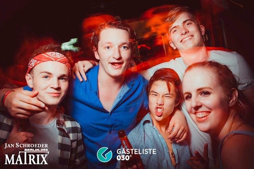 Partyfoto #161 Matrix Berlin vom 01.09.2016