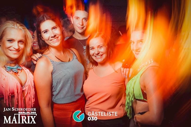 Partyfoto #13 Matrix Berlin vom 01.09.2016
