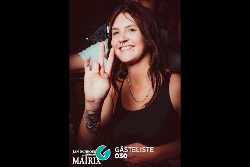 Partyfoto #124 Matrix Berlin vom 01.09.2016