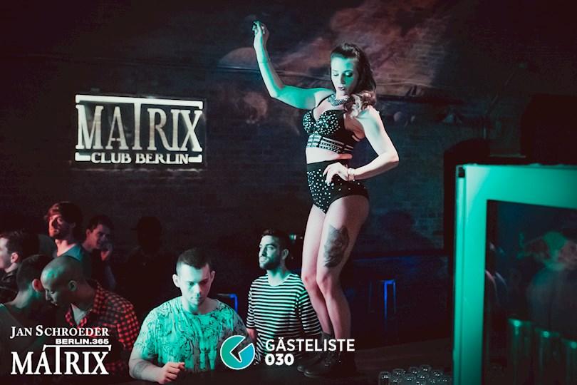 Partyfoto #160 Matrix Berlin vom 01.09.2016