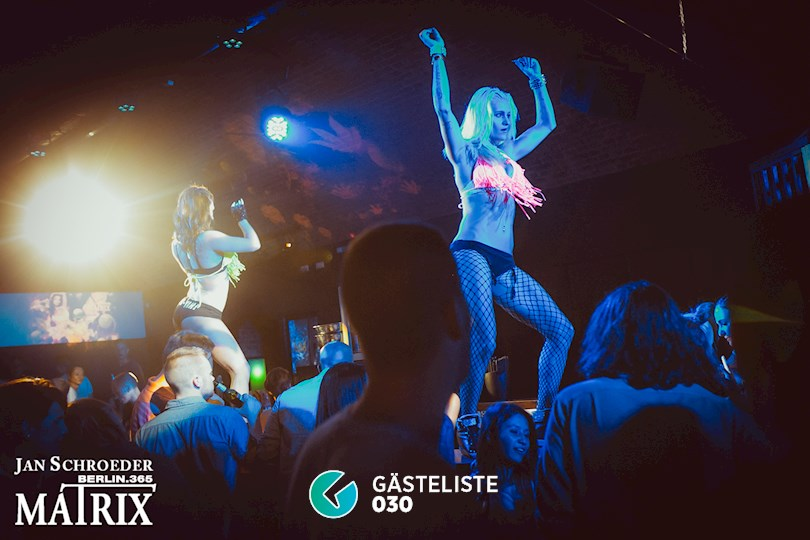 Partyfoto #163 Matrix Berlin vom 01.09.2016