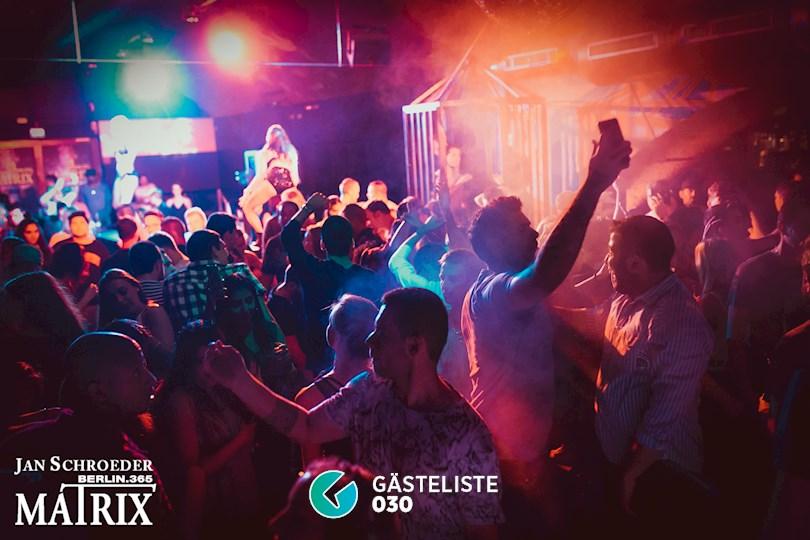 Partyfoto #33 Matrix Berlin vom 01.09.2016