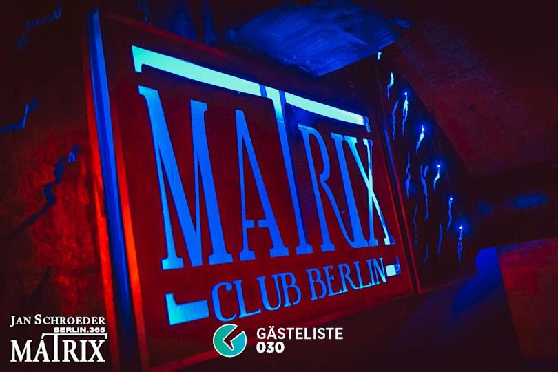 Partyfoto #88 Matrix Berlin vom 01.09.2016