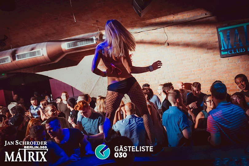 Partyfoto #108 Matrix Berlin vom 01.09.2016