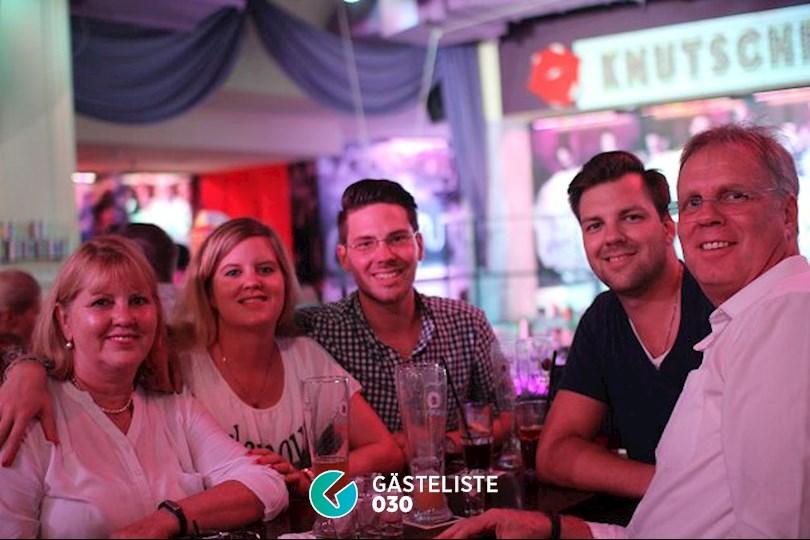 Partyfoto #25 Knutschfleck Berlin vom 09.09.2016