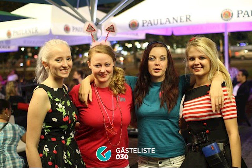 Partyfoto #8 Knutschfleck Berlin vom 09.09.2016