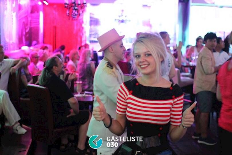 Partyfoto #65 Knutschfleck Berlin vom 09.09.2016