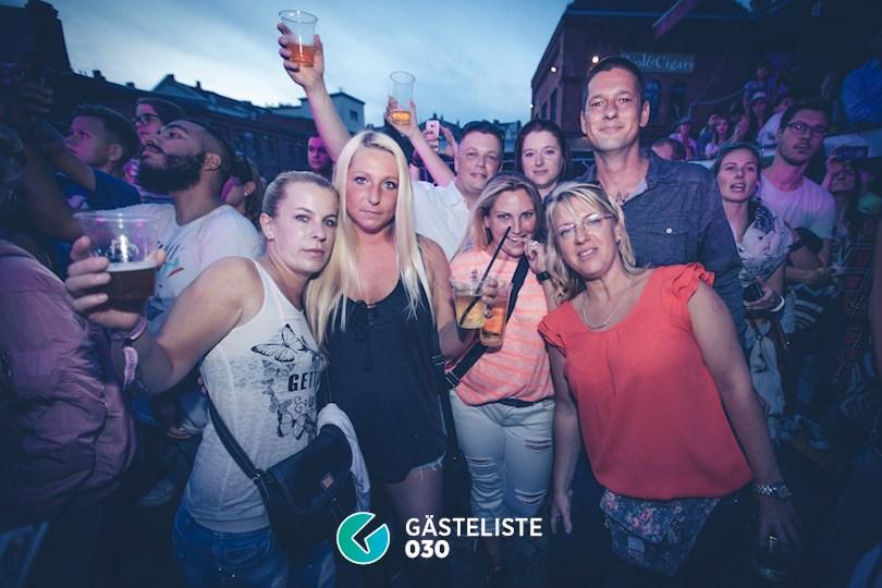 Partyfoto #31 Kulturbrauerei Berlin vom 03.09.2016