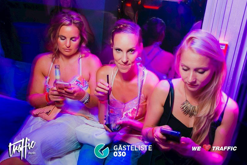 Partyfoto #109 Traffic Berlin vom 02.09.2016