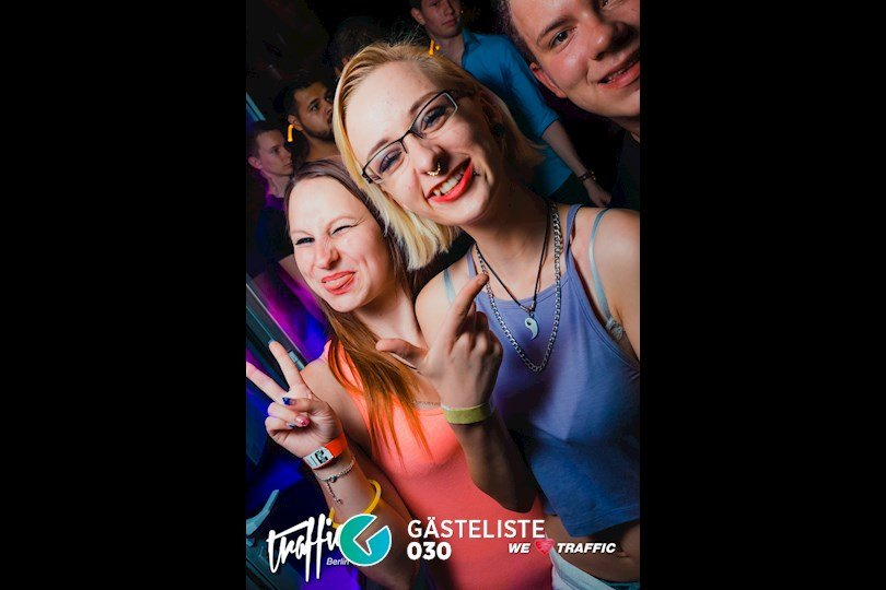 Partyfoto #14 Traffic Berlin vom 02.09.2016