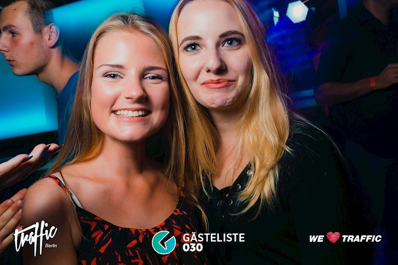 Partyfoto #117 Traffic Berlin vom 02.09.2016