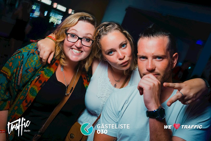 Partyfoto #99 Traffic Berlin vom 02.09.2016