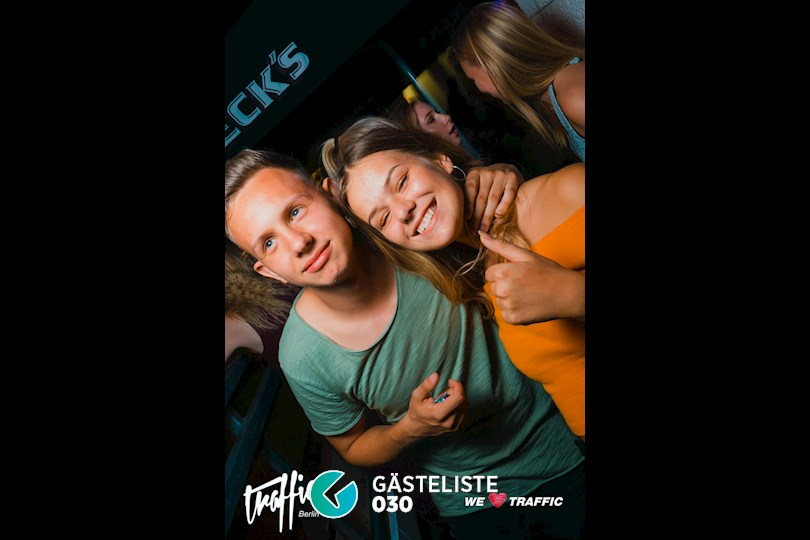 Partyfoto #22 Traffic Berlin vom 02.09.2016