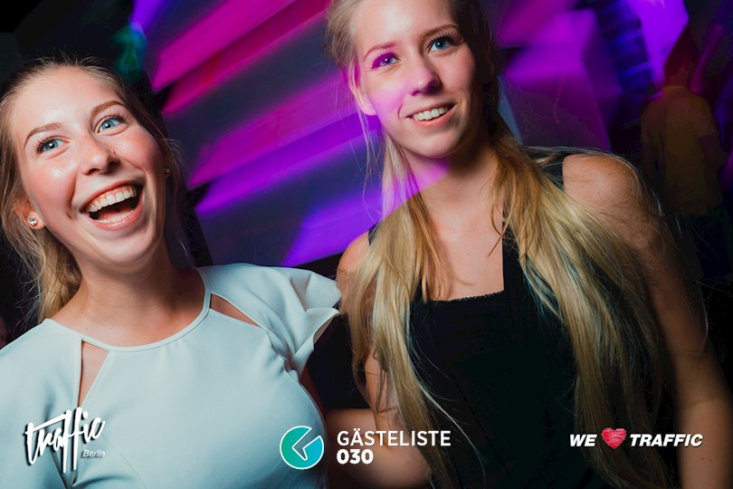 Partyfoto #62 Traffic Berlin vom 02.09.2016