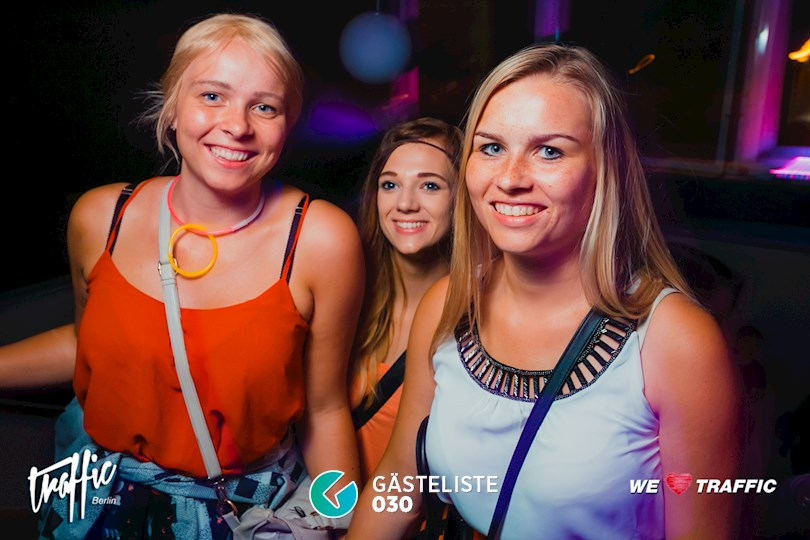 Partyfoto #83 Traffic Berlin vom 02.09.2016