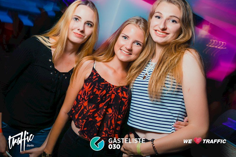 Partyfoto #3 Traffic Berlin vom 02.09.2016