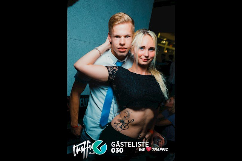 Partyfoto #116 Traffic Berlin vom 02.09.2016