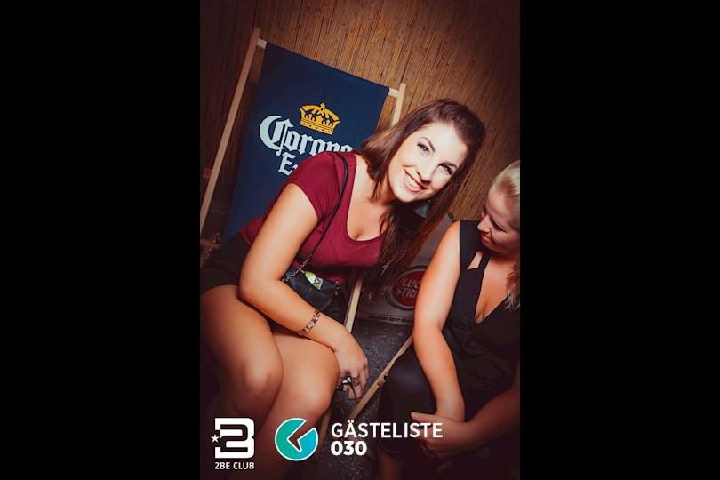 https://www.gaesteliste030.de/Partyfoto #12 2BE Berlin vom 10.09.2016